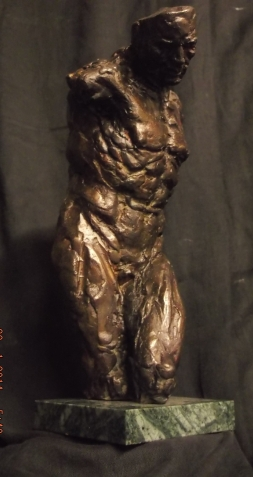 'Rebirth of Man' by Alan Pascuzzi https://www.facebook.com/pages/Alan-Pascuzzi
