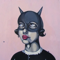 'Naughty Girl 1' by Carl Hoare http://www.carl-hoare-at-barnets-salon.co.uk