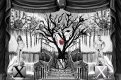 'The Captured Hermaphrodite - The Apple Tree' by XXXora http://www.xxxora.com